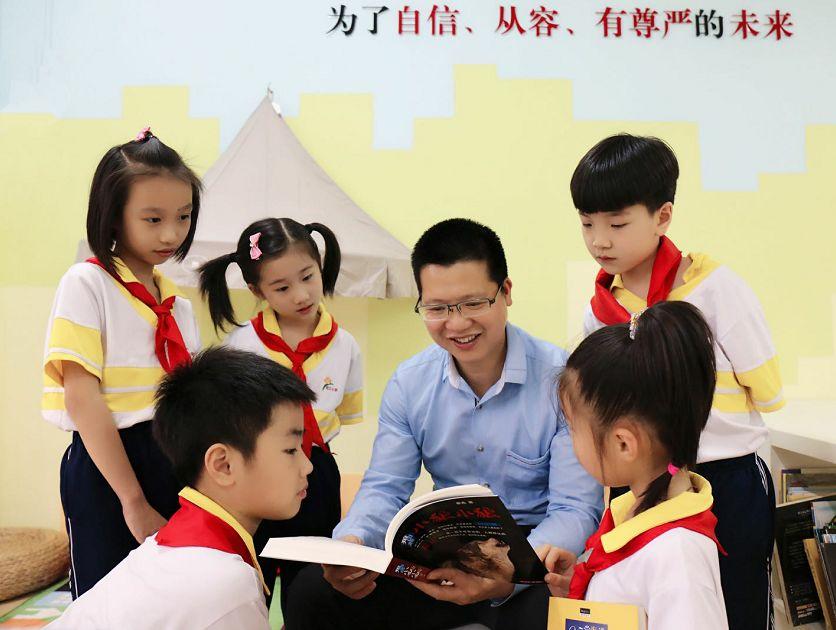 14年v学生带领,桂江黄石学生要做小学,秋种大船南海花湖小学图片