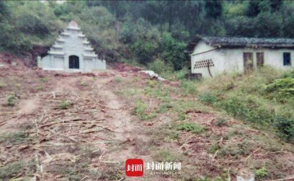 四川南充现五层豪华活人墓:村民投诉半年,乡长称要告随便告