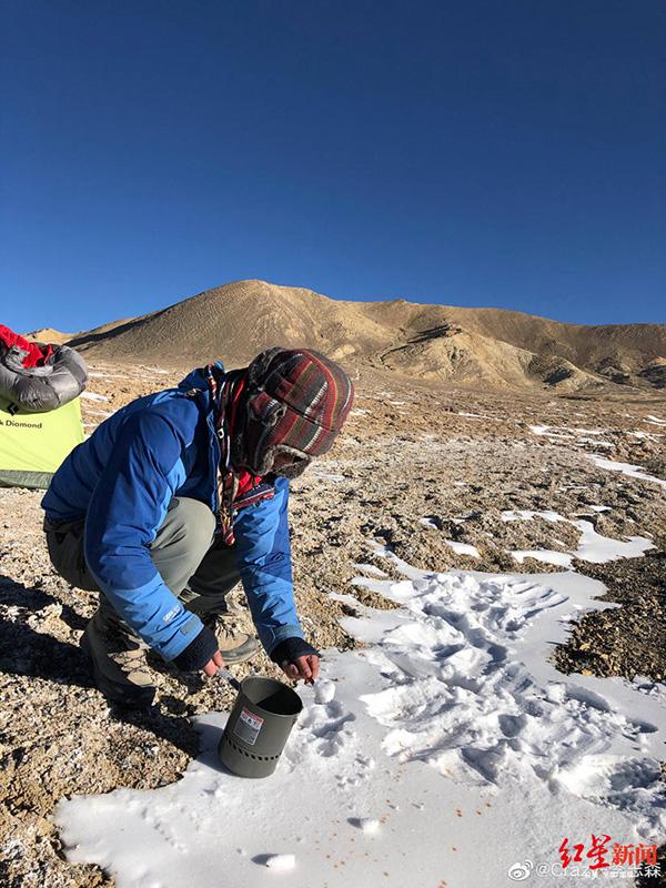 徒步爱好者羌塘无人区失联30多天,西藏日土成立工作队搜救