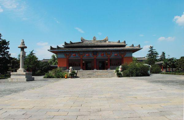 """从汉唐到宋金,领域最大的古墓博物馆是怎么""""炼成的""""荷叶减肥"""