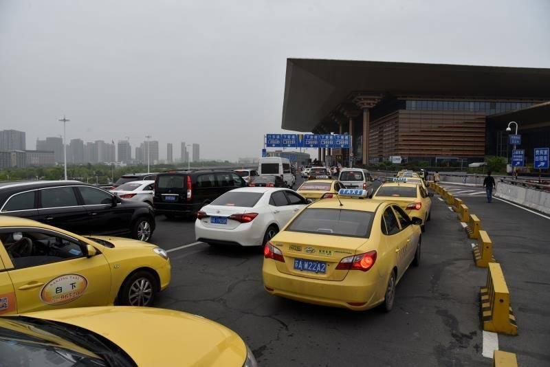 明起,禄口机场+南京南站落客平台禁止上客