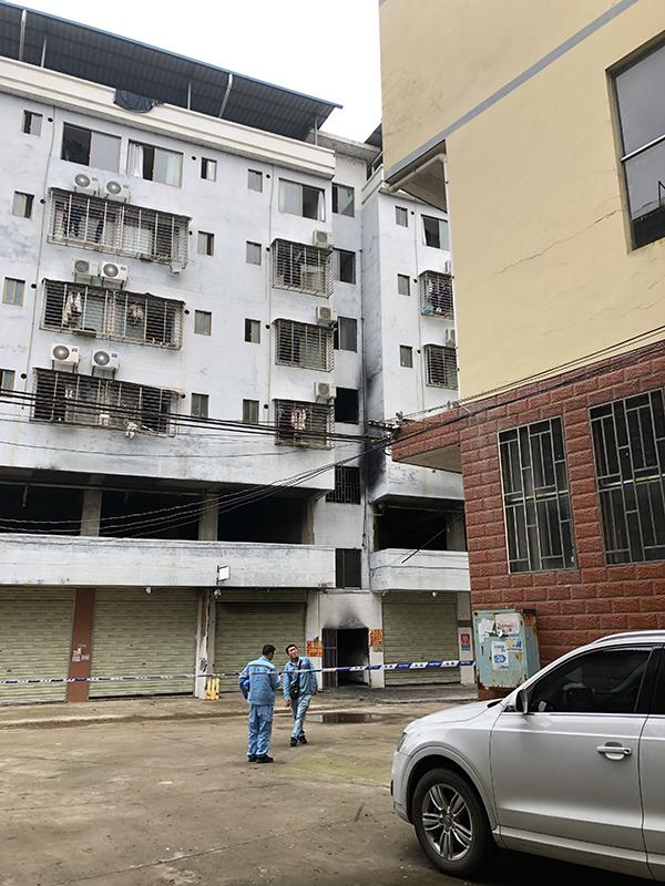 桂林民房火灾调查:高校旁大量自建房改装酒店