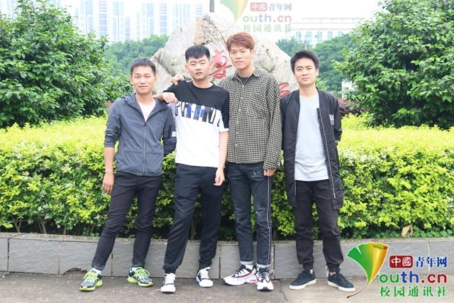 """考研的动力是为去北京吃烤鸭?""""学渣寝室""""4男生逆袭考上北京名校"""