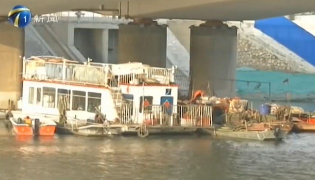 关注丨子牙河有人住船里、永定新河非法船只捕鱼虫…...