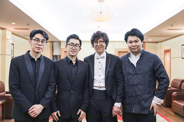 """在上音""""未来钢琴家""""音乐会上,年轻学生们为何能突飞猛进"""
