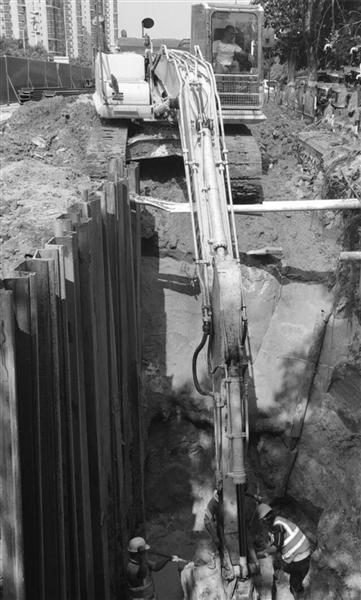 海口一处电缆被野蛮施工挖断12次,供电局搜集证据将处罚