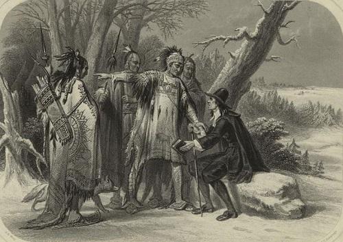 美国故事�蛞旒�者:北美殖民地的故事