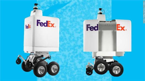 加入交付機器人熱潮,福特自動駕駛技術欲攻克
