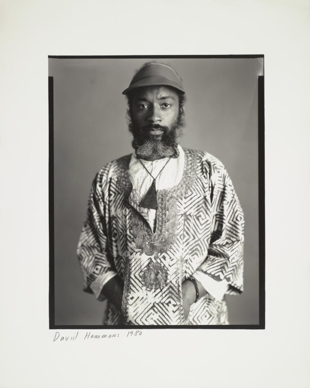 David Hammons,图片来自MoMA