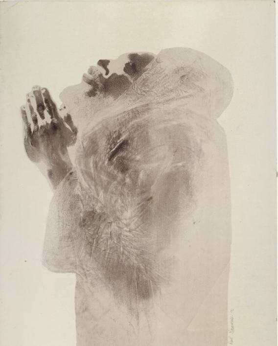 David Hammons,Untitled,1969 ©MoMA