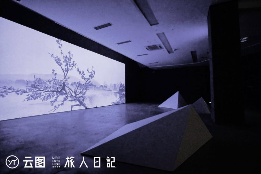 《爱的艺术:旅人日记》场景图,邱黯雄,《新山海经3》图片来源:云图原创©️YT