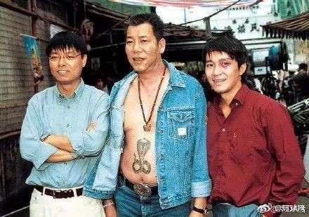 香港演员李兆基纹身_香港演员李兆基因肝癌去世,代表作《古惑仔》《食神》等_有戏 ...