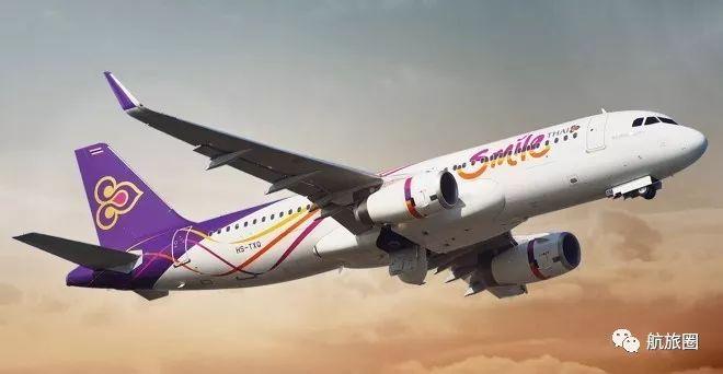 泰国微笑航空成吉祥后第二家星空联盟优联伙伴