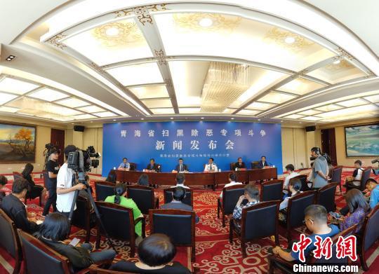 青海警方抓获涉黑涉恶658人,查封扣押冻结资产超4亿元