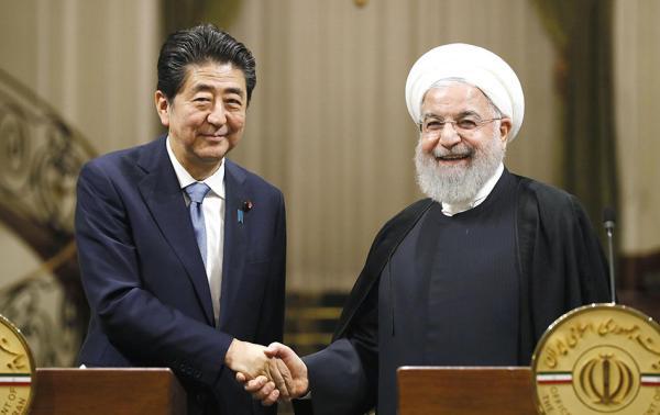 安倍晋三:将向伊朗提供250万美元洪灾援助_亚博