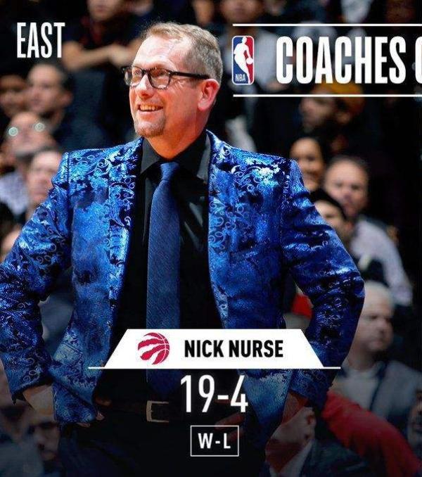 """菜鸟教练拿下NBA总冠军,请喊他一声""""鬼才""""纳斯"""