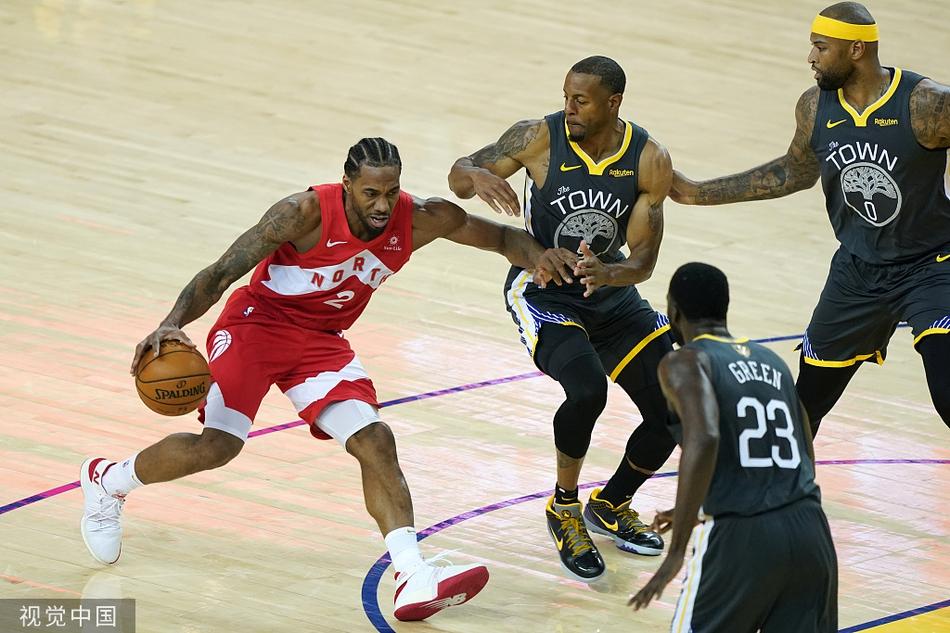 猛龙4比2勇士!队史首夺NBA总冠军,伦纳德FMVP