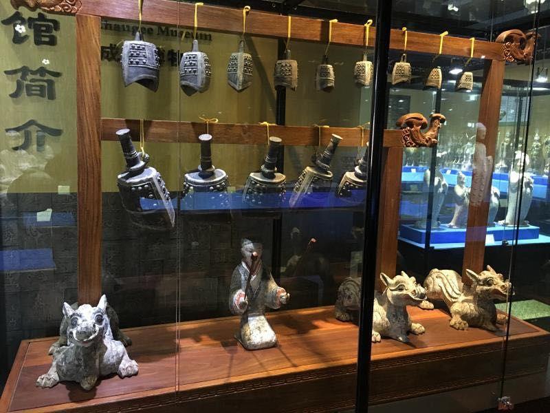 甘肃一民营博物馆及馆长被公诉:从盗墓贼处购买数百万元文物