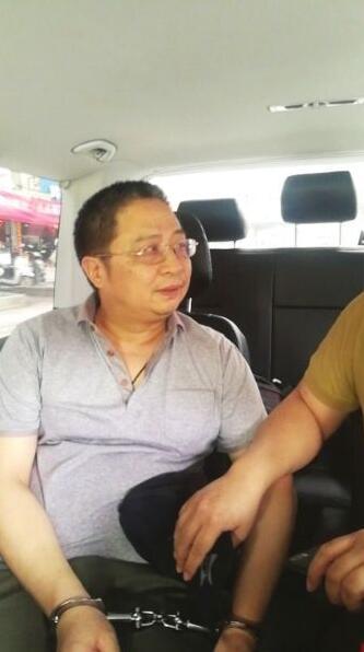 湘潭日报社原总编辑王荃逃亡8年