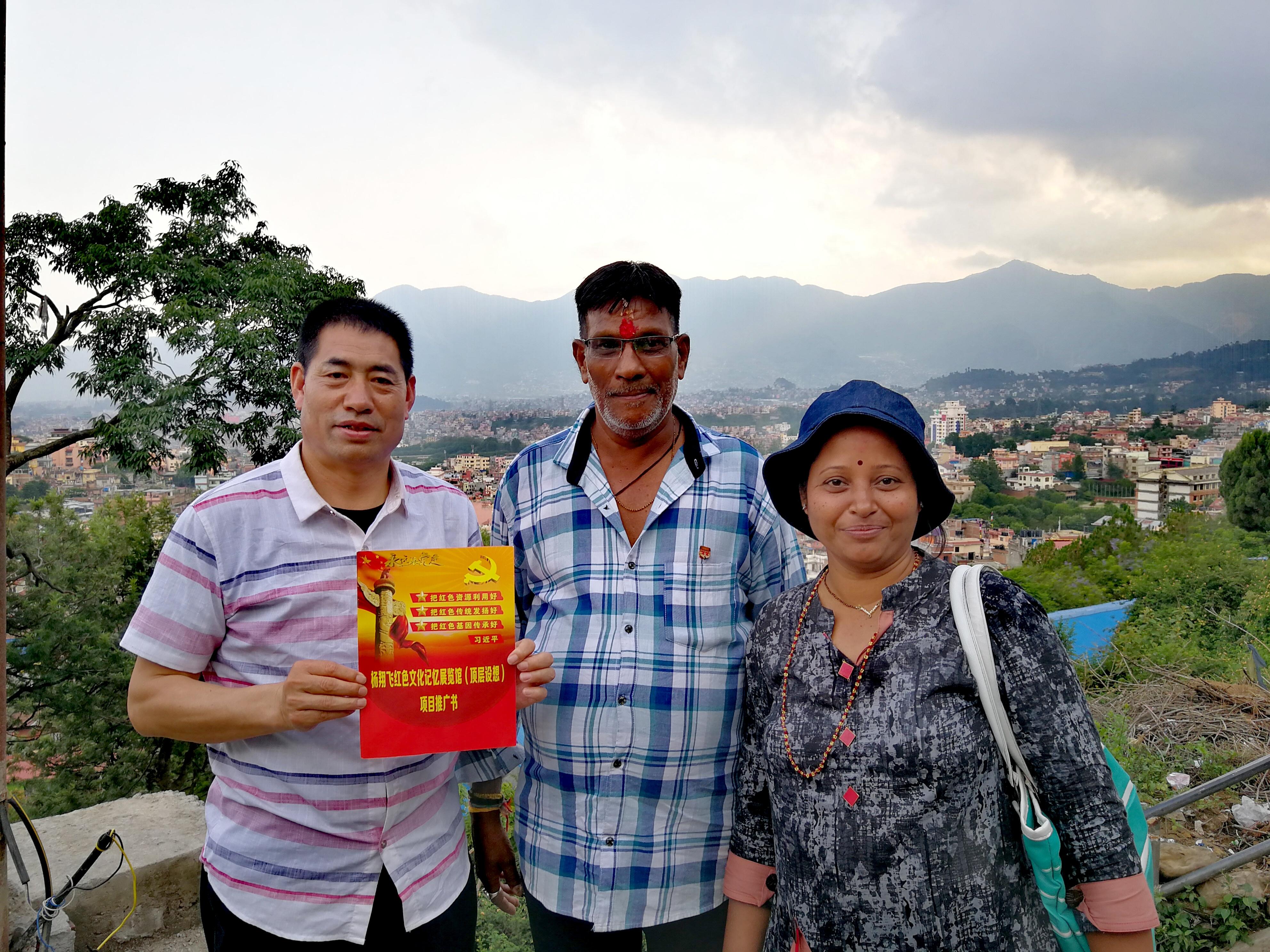 河南紅色收藏家行走合肥院徐寧被抓萬里跨國宣講紅色收藏