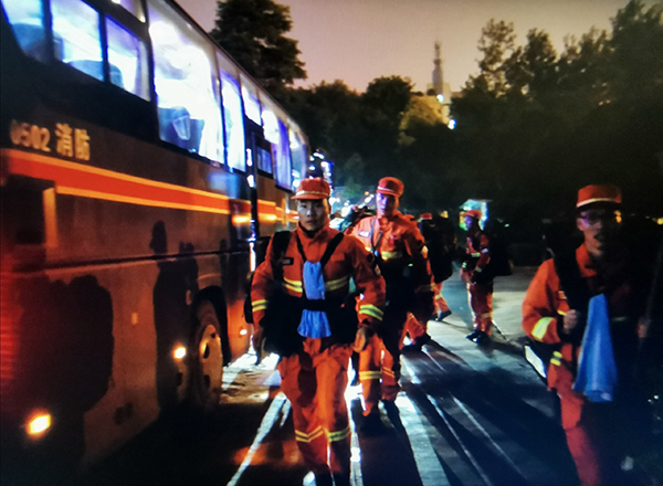 四川森林消防总队政委:森林消防将更多参与地震等灾害救援_亚博