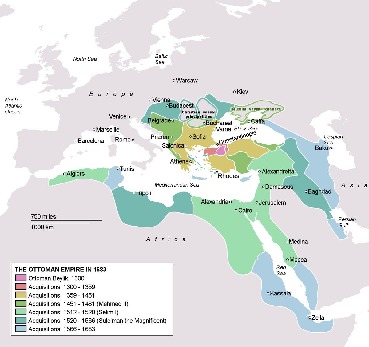 图:奥斯曼帝国