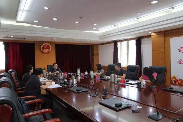 澎湃問政 天津二中院召開主題教育讀書班交流研討會