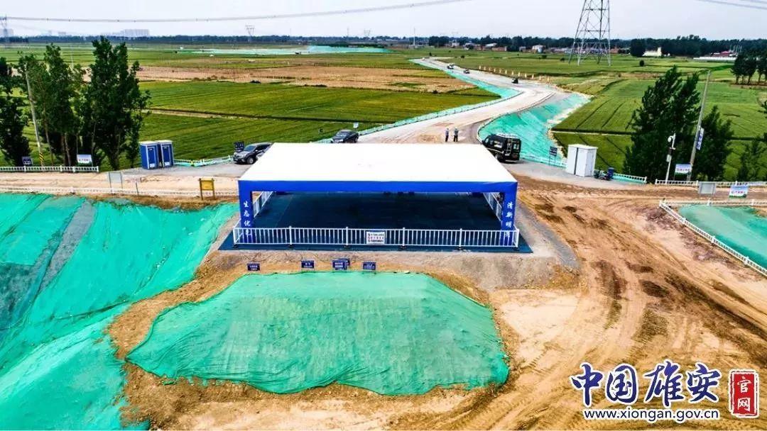 雄安新区大规模开建启动,白洋淀水位将保持6