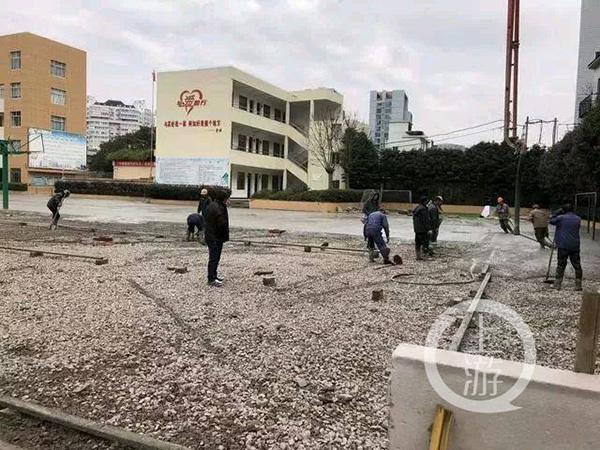 绿发会就浙江三门县实验小学毒跑道事件提起公