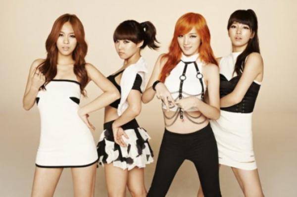 韩国女团组合Miss A