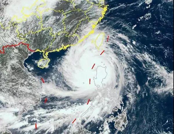 卫星云图 国家卫星气象中心 图