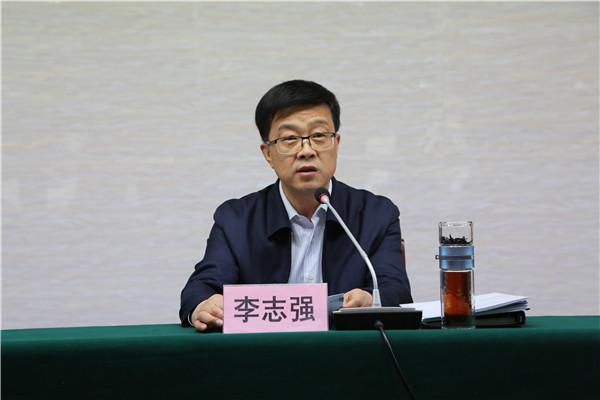 铜川市委常委、政法委书记李志强接受调查
