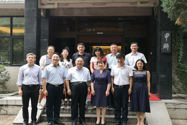 市科協領導調研清華大學聯合國教科文組織國際