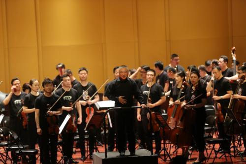 第九届中关村国际青年艺术季奏响《青春中国》