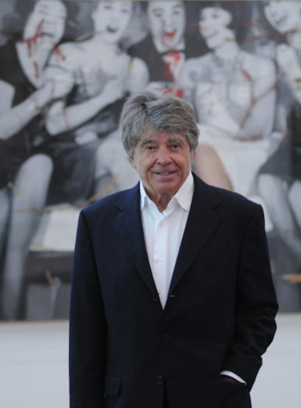 德国表现主义艺术收藏家弗里德·布尔达因病辞世