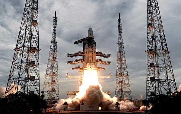 """月球2号发射成功,印度有望成为第四个月球""""软着陆""""国家"""