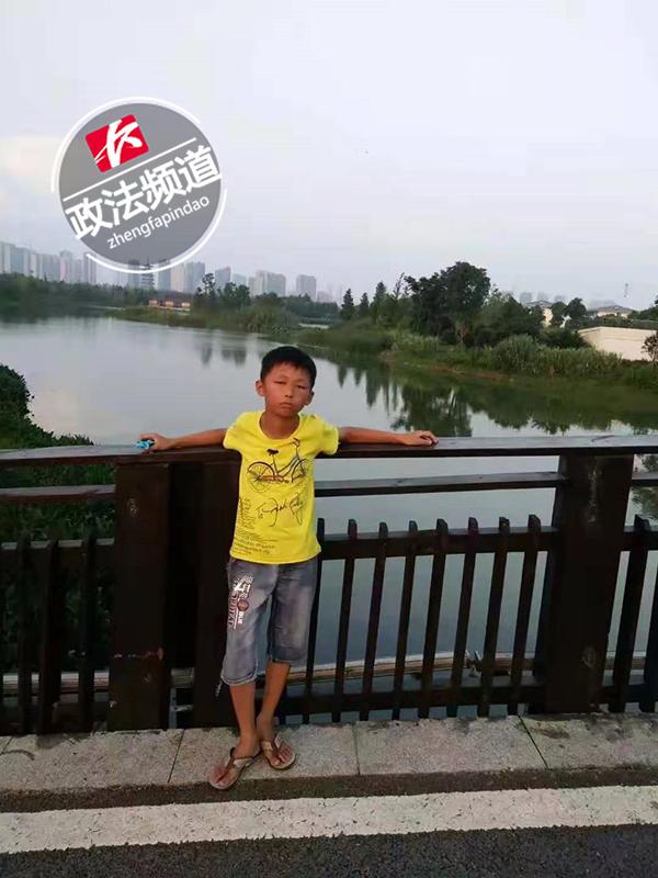 13岁邵阳男孩到长沙过暑假,被父亲说了几句后出走两天未归