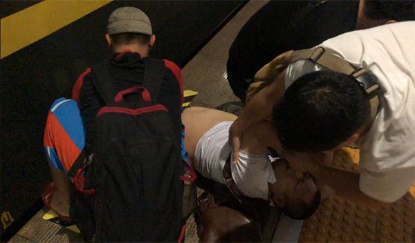 长沙铁警抓获一56岁惯偷:10年被抓8次,自称不偷就手痒