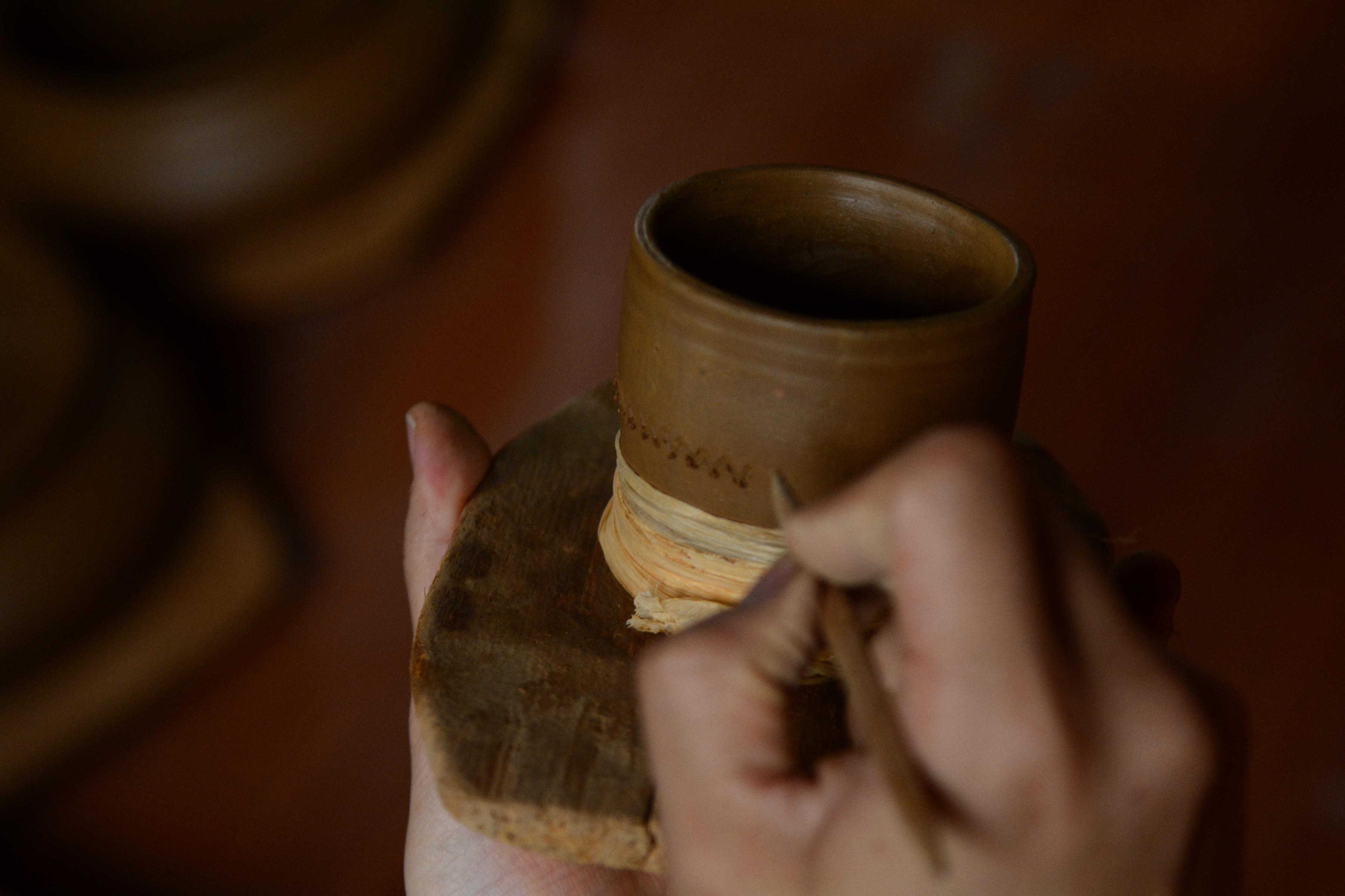 传承者 | 尼西黑陶,藏族传统生活器物的质朴之美
