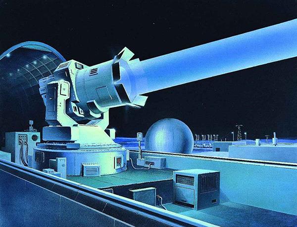 高调宣布成立太空指挥部后,法国又宣布将研发反卫星激光武器