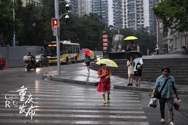 今年重庆暴雨洪涝或重于常年:95支专业救援队伍应急备勤