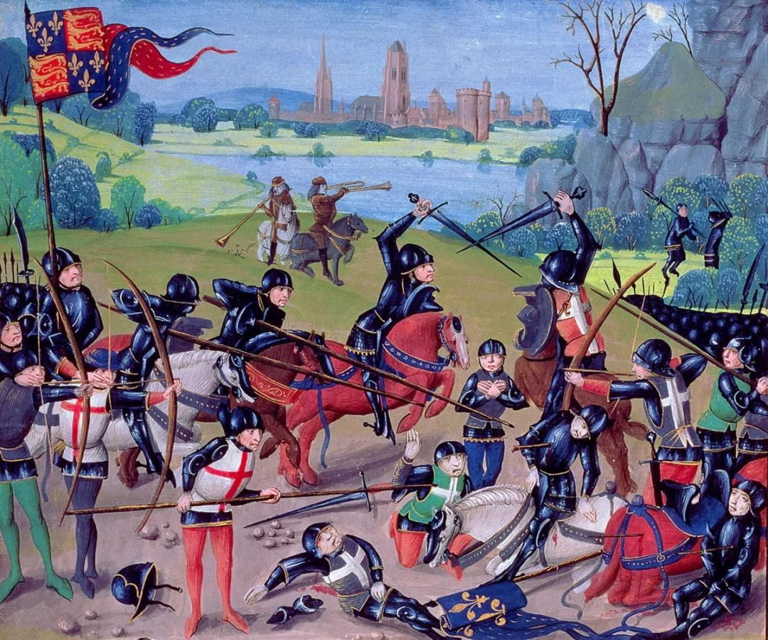 英法百年战争中的阿金库尔战役