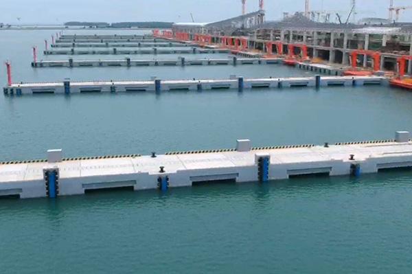 琼州海峡通航升级:全球最大客货滚轮渡港口年底亮相湛江徐闻