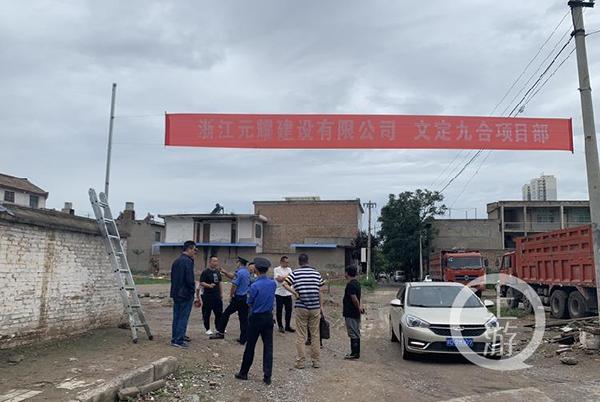 西咸新区泾河新城多个项目停工:县政府许可,新城管委会撤销