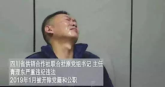 """""""戏精""""落马记:汶川县委前书记一边派母亲捡垃圾,一边违法"""