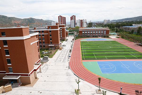 新时代新作为新篇章|建学校、输理念,上海助力果洛重在扶智