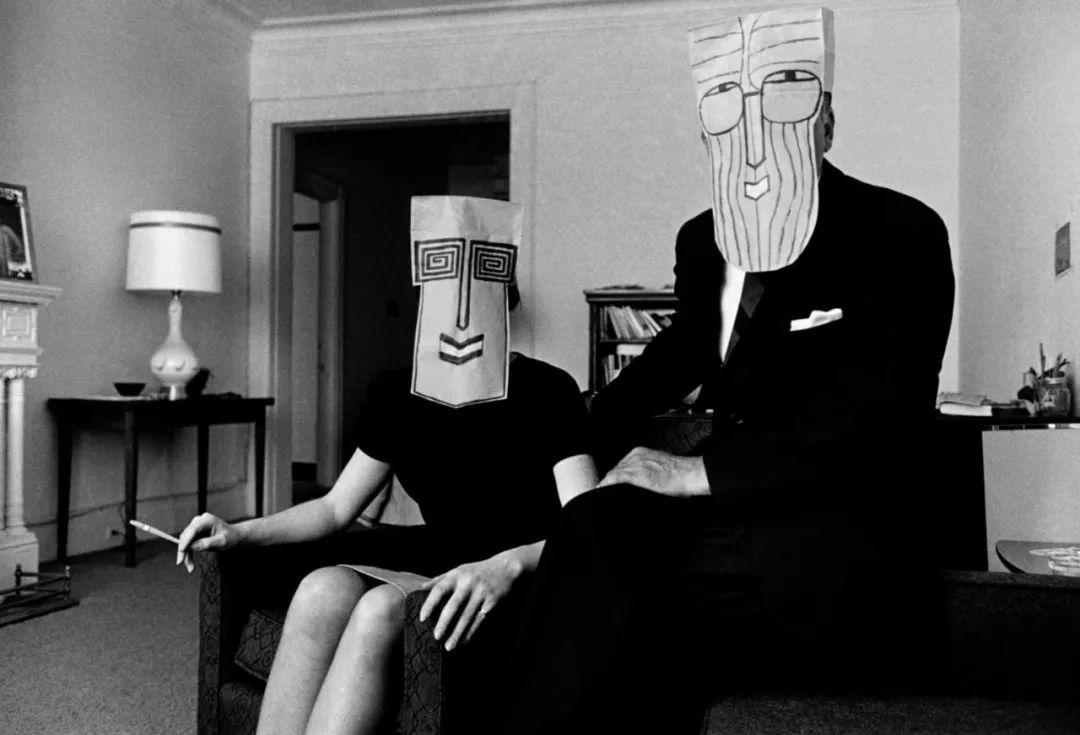 """当摄影师的镜头遇上漫画家的""""面具"""""""