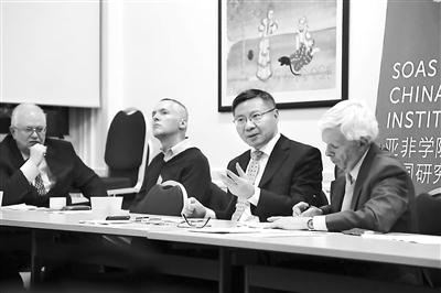 """复旦学者张维为谈中国崛起:实事求是,破除""""西方模式迷恋"""""""
