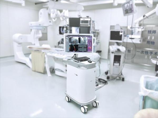 中国原创QFR技术获FDA批准在美上市,用于冠脉造影影像