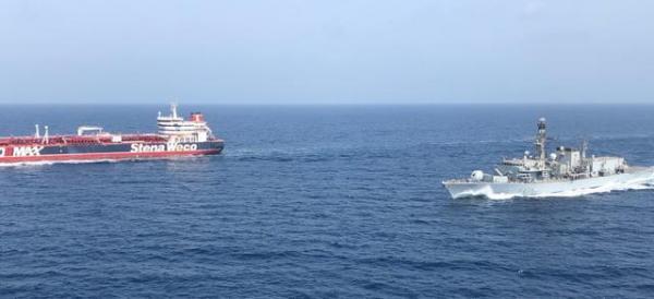 """英国波斯湾""""护航""""困境:自身舰船不足,盟友不给力"""